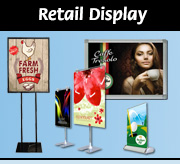 Retail Display - Banners and Hardware